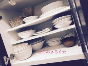 キッチン画像 断捨離・ミニマリスト 食器