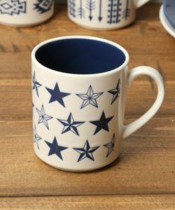 BAYFLOW 星柄マグカップ 画像