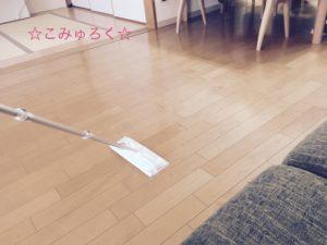 ズボラ主婦 掃除 リビング