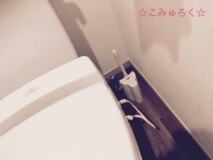 ズボラ主婦 掃除 トイレ