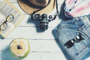 ミニマリスト 少ない服で着回す夏服