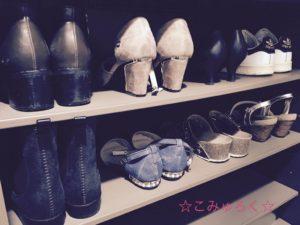 ミニマリスト シューズボックス 靴